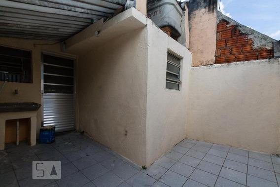 Casa Para Aluguel - Jardim Anália Franco, 1 Quarto, 15 - 893054970