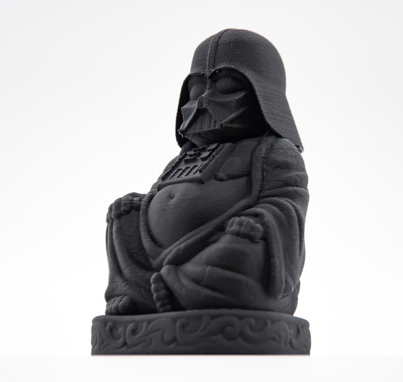 Buda Star Wars - Vader - Impresion 3d - 12cm