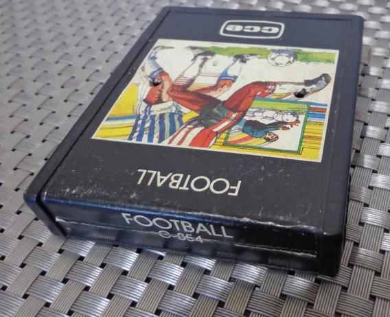 Cartucho Atari 2600 Cce Jogo Football