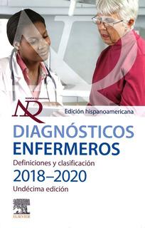 Nanda. Diagnósticos Enfermeros 2018-2020. Originales