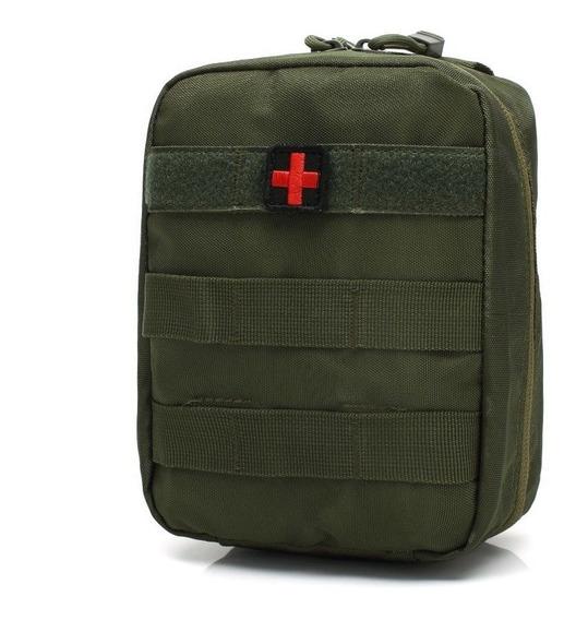 Bolsa Tática Organizador Primeiros Socorros Emergência