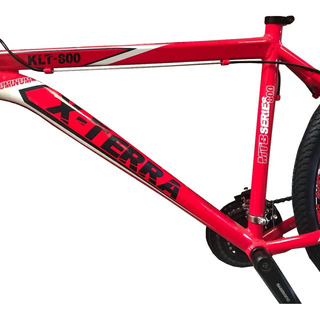 Bicicleta X-terra Mtb R27.5 Klt710 24 V.aluminio Susp/disco