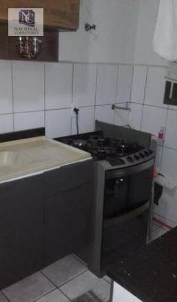 Apartamento Residencial À Venda, Parque Das Nações, Santo André. - Ap7746