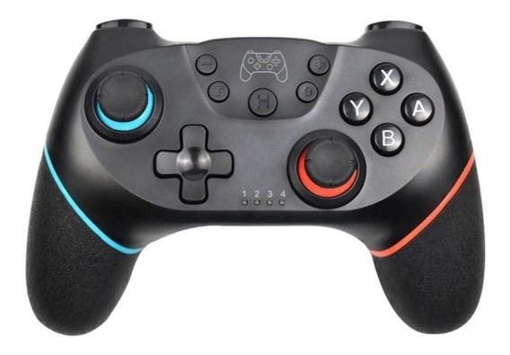 Controle Pro Sem Fio Wireless Bluetooth Nintendo Switch Joy