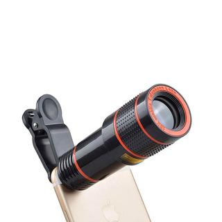 Lente Zoom Luneta Clip Universal Smartphone - Ch-00239