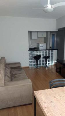 Flat Com 2 Dorms, Gonzaga, Santos - R$ 430 Mil, Cod: 13671 - V13671