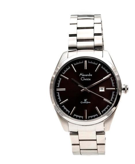 Reloj Alexandre Christie Classic Steel 8560mdbssba