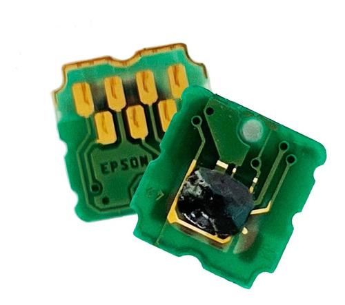 Imagen 1 de 1 de Chip Tanque Mantenimiento Epson Surecolor F570 / F571