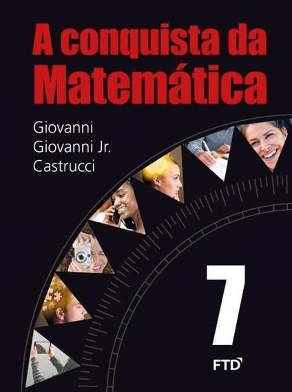 A Conquista Da Matematica 7 Ftd