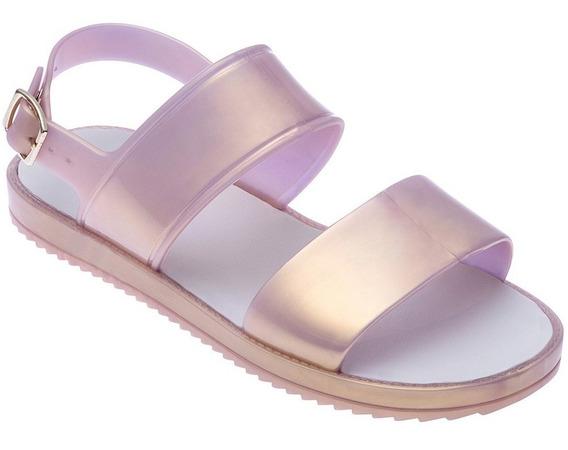 Sandália Pimpolho Colorê Sola Tratorada 31 E 32