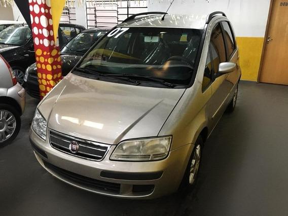 Fiat Idea Elx 1.4 Completa 2007