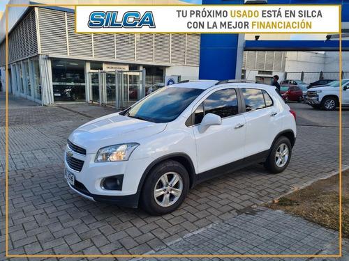 Chevrolet Tracker Ltz Mt 2014 Blanco 5 Puertas