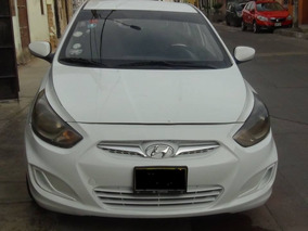 Hyundai Accent 2012 Dual Con Aros De Magnesio