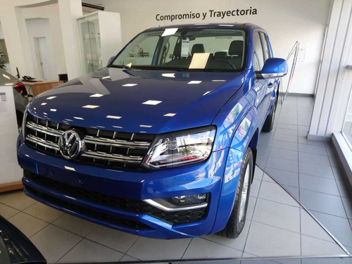 Volkswagen Amarok 2.0 Cd Tdi 180cv Highline At (miaj)