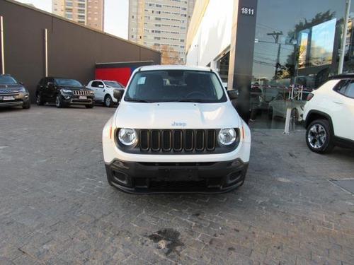 Imagem 1 de 8 de Jeep Renegade Renegade Longitude 1.8 4x2 Flex 16v Aut. Flex