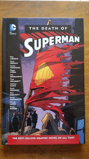 Libro Comic Death Of Superman