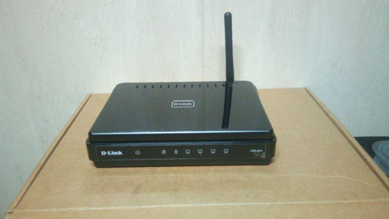 Router Wifi D-link