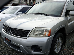 Mitsubishi Endeavor V6 4wd Gris 2011