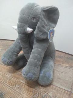 Elefante De Peluche De Apego Bebé
