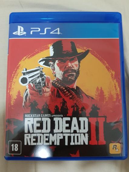 Red Dead Redemption 2 [ps4 - Playstation 4] Perfeito Estado