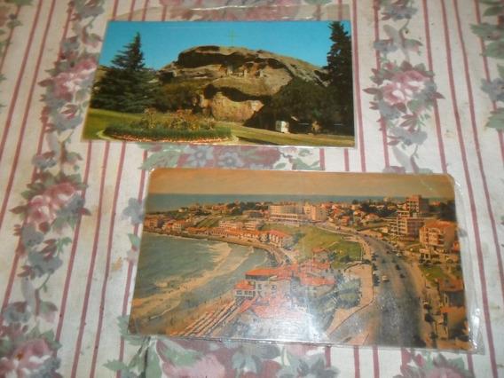 Tarjetas Postales Antiguas Mar Del Plata Y Tanti 1 De C/u