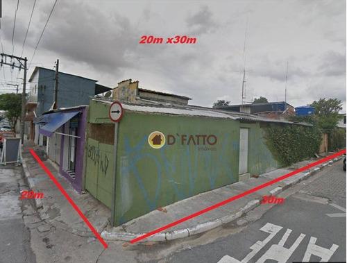 Terreno Residencial À Venda, Jardim Tranqüilidade, Guarulhos. - Te0088