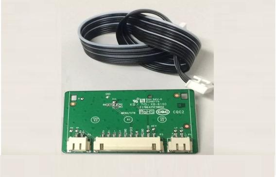 Sensor + Teclado 40-32d29-kec2lg-bz Toshiba 32l2800 Cod 474