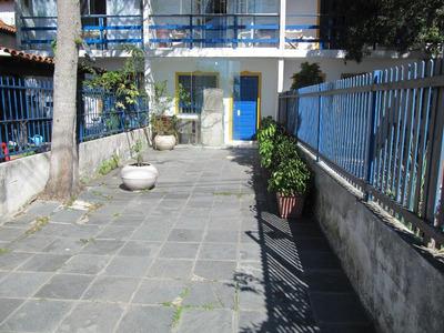 Casa Com 02 Dormitórios Para Aluguel Fixo, 80 M² Por R$ 1.500,00/mês - Bairro Palmeiras - Cabo Frio-rj - Ca1221
