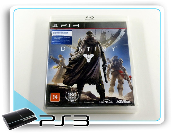 Ps3 Destiny Original Playstation 3