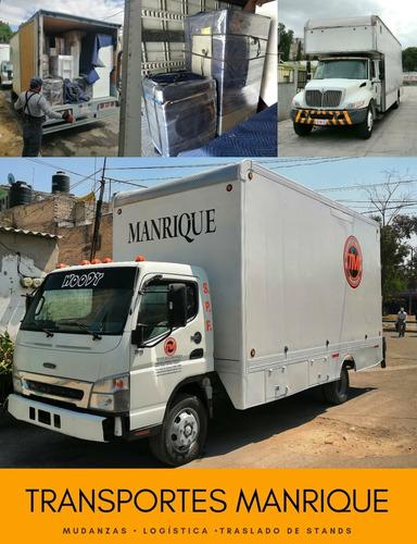 Imagen 1 de 10 de Fletes Y Mudanzas Económico Cdmx  Servicio Local Y Nacional