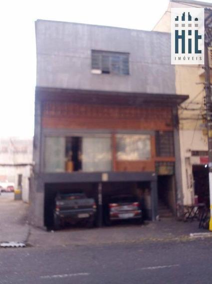 Imóvel Comercial Na Rua Silva Bueno, - Ga0041