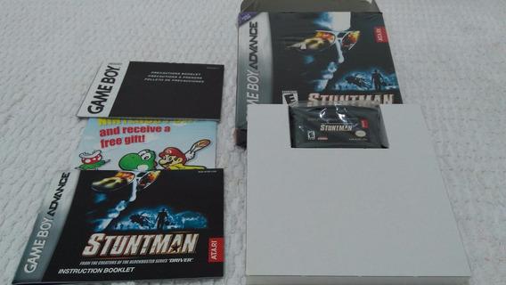 Stuntman - Gba Game Boy Advance