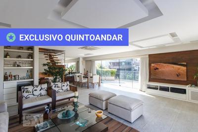 Apartamento No 3º Andar Mobiliado Com 2 Dormitórios E 3 Garagens - Id: 892932519 - 232519