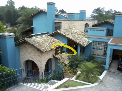 Linda Casa Estilo Rústico Contemporâneo, Com 3 Suítes, 4 Vagas, Piscina E Área Gourmet! - Ca5077