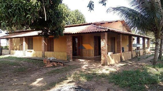 Sítio Rural À Venda, Jardim Lemos, Itirapina. - Si0002