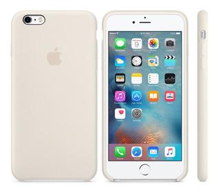 Capinha Capa Case Silicone Areia Rosa iPhone 7/8 Plus