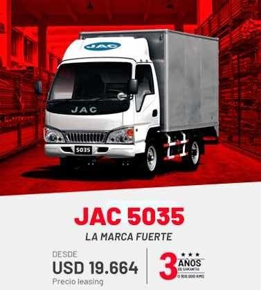 Jac 5035 K Abs