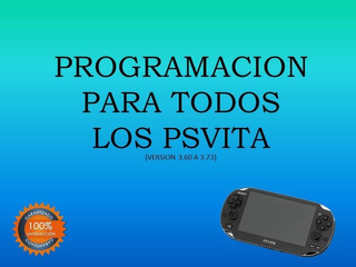 Chip Virtual Psvita 3.60 A 3.73 + Tienda + Juegos