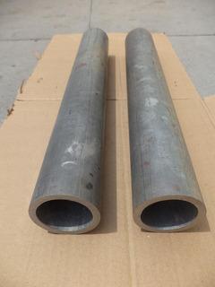 Tubo De Aço Sem Costura 73 X 58 Mm Galvanizado Usado - 50 Cm