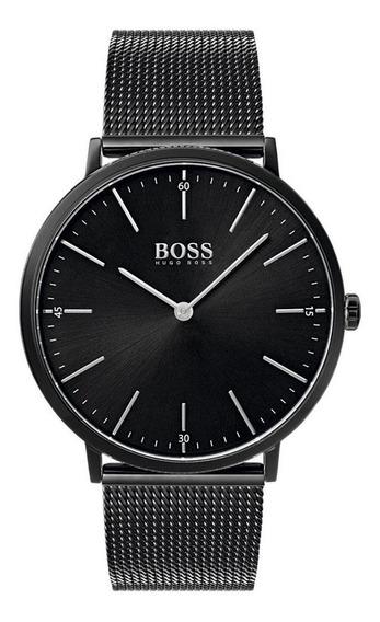 Reloj Boss By Hugo Boss Caballero Color Negro 1513542 - S007