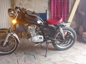 Suzuki Gn 125 Estilo Bobber