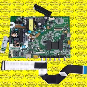 Placa De Sinal Principal 35022255 E168066 Tv Toshiba 40l2500