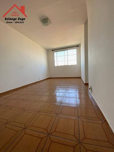 Imagem 1 de 15 de Grande Oportunidade! Apartamento No Campo Limpo - 60m² - 2417