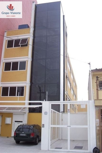 Prédio A Venda No Bairro Barra Funda Em São Paulo - Sp.  - P0228-1