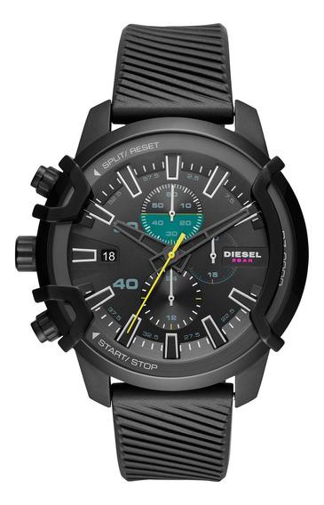Reloj Diesel Hombre Negro Dz4520