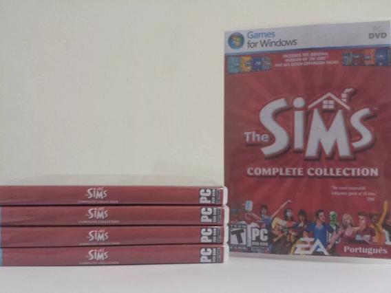 The Sims 1 + Expansões - Enviado Pelos Correios