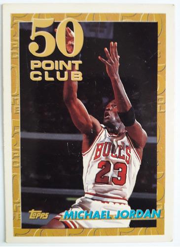 Imagen 1 de 10 de Tarjetas De Michael Jordan