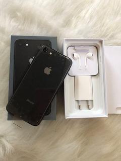iPhone 8 64 Gb Preto Lacrado