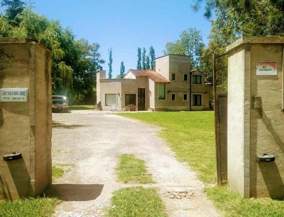 Vendo Casa En Club De Campo El Moro