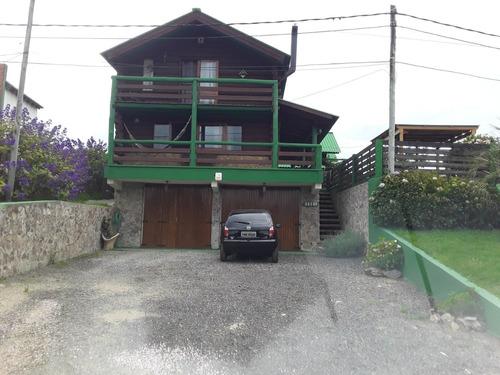 Casa De Tronco A 150 Mts. De La Playa